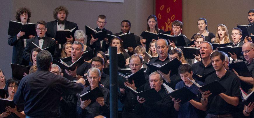 Alpharetta Community Chorus Concerts